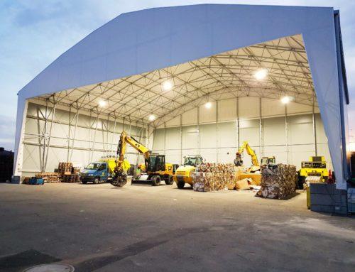 REWAG Recycling und Entsorgungscenter Oftringen