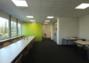 Bild der Büroräumlichkeiten der Instaplan AG in Oberbüren