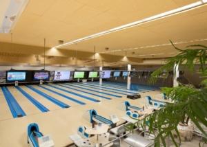 Bild des Bowling Centers Baregg