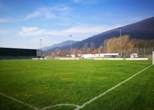 Bild des Fussballplatzes des FC Cadempino