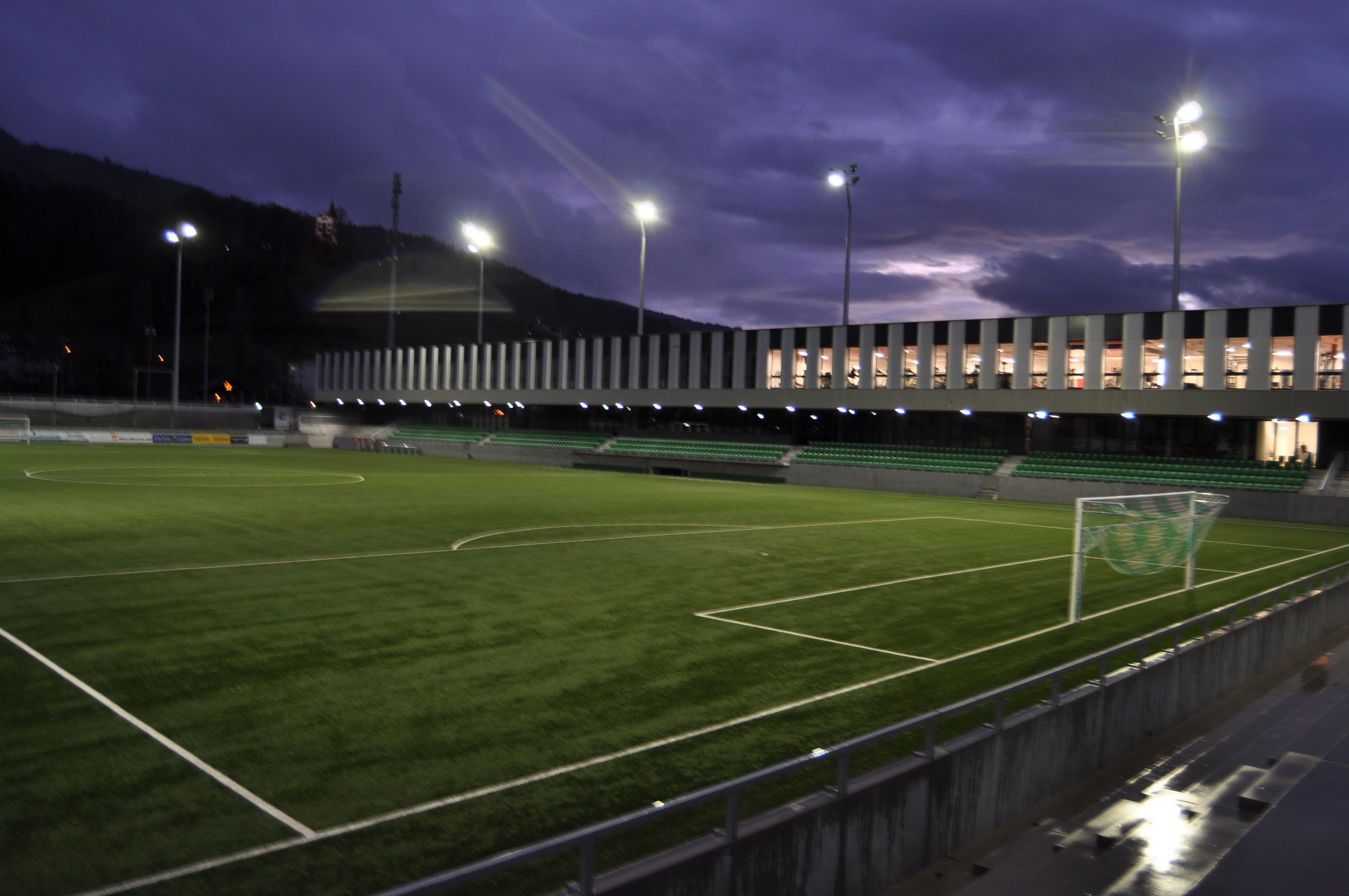 Fussballstadion Kleinfeld Kriens