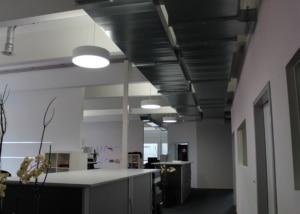 Foto der Büroräume der Instaplan AG in OberbürenInstaplan