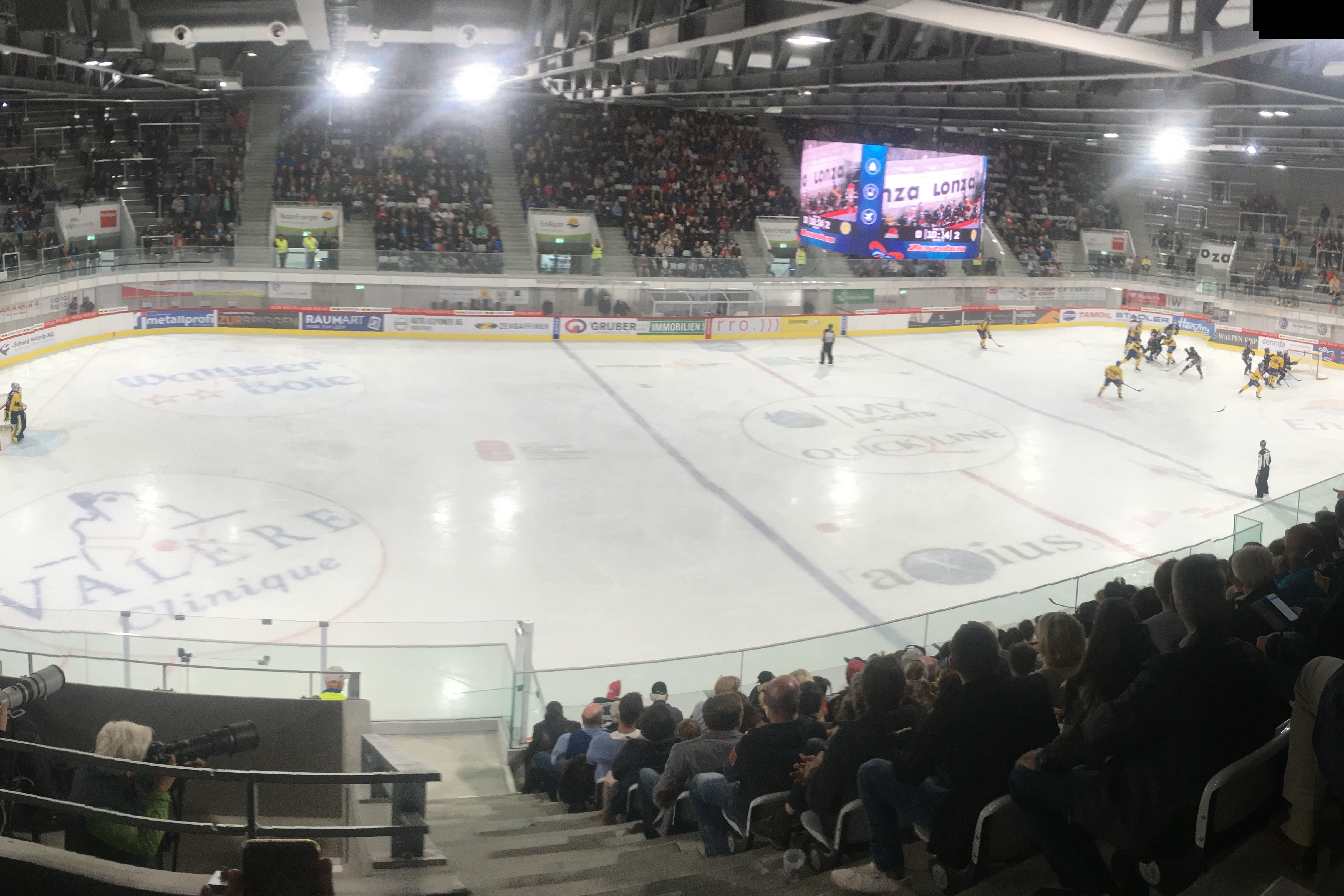 Lonza Arena Visp