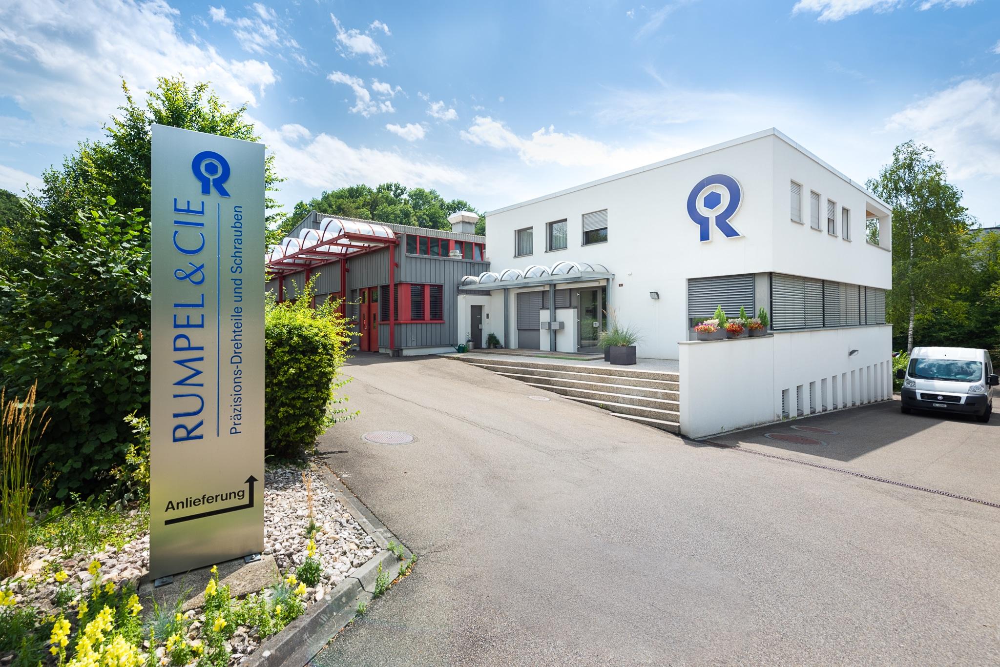 Bild der Firma Rumpel und Cie Niederdorf