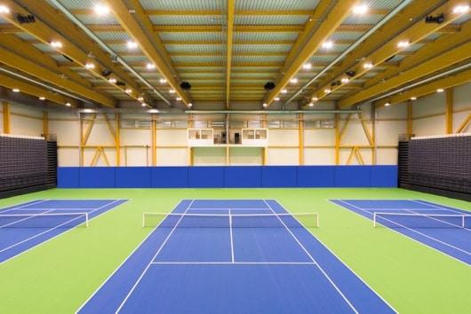 SwissTennis Arena