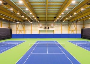 Bild der SwissTennis Arena