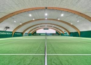 Bild der Tennisanlage Ruopigenmoos in Luzern