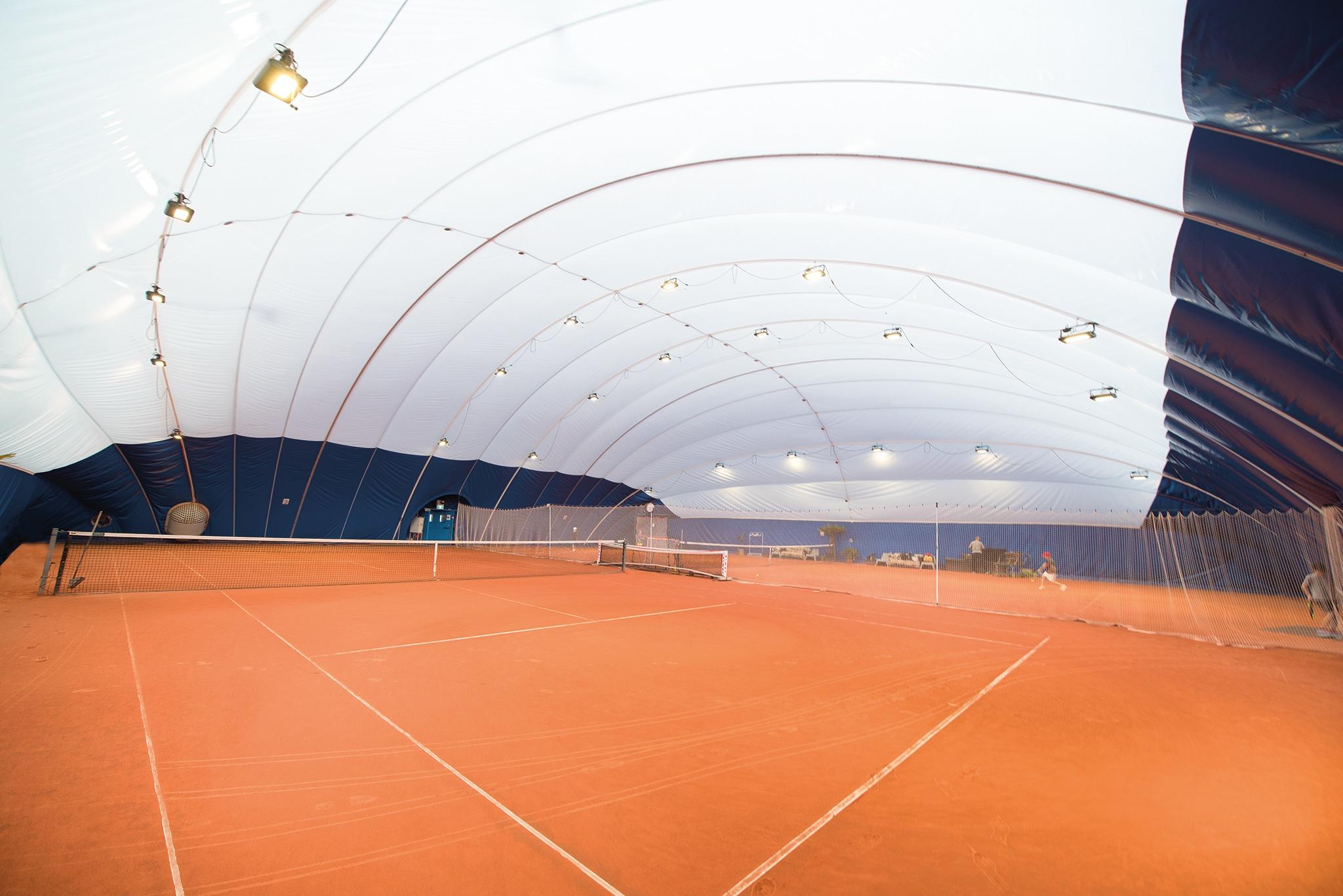 Tennisanlage in Horw