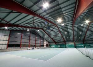 Bild des Tenniscenters in Yverdon