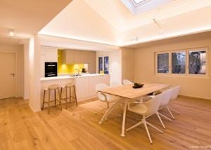 Bild eines Wohnraumes