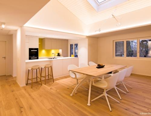 Umbau Einfamilienhaus Fislisbach