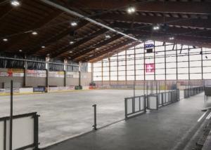 """Bild der Eishalle """"Rigihalle"""" in Küssnacht am Rigi"""