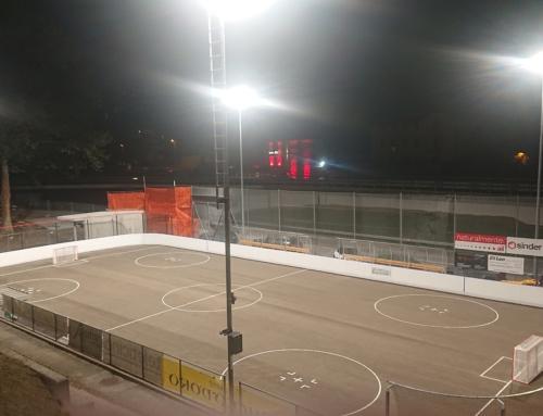 """Inlinehockey-Feld """"Paradiso Tigers"""""""