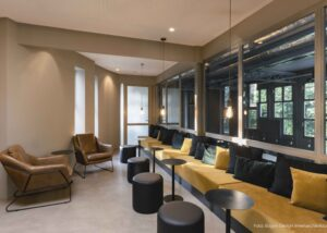 Bild der Lounge des Boccia Richterswil