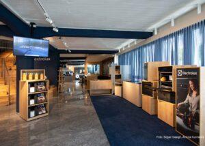 Bild der Electrolux Taste Gallery in Zürich